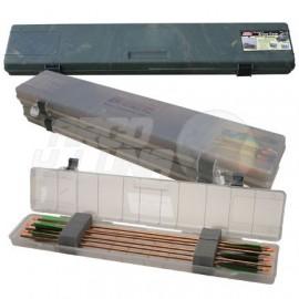"Caja MTM flechas Compact Camo 36 1/4"" x 7 1/2"" x 3"""