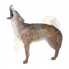 Diana Delta Mckenzie Coyote aullando