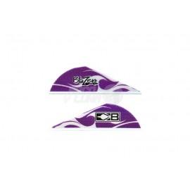"Pluma Bohning Blazer 2"" Purple Flame"