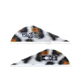 "Pluma Bohning Blazer 2"" White Leopard"