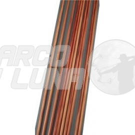 Vástago madera de Abeto Premium barnizado