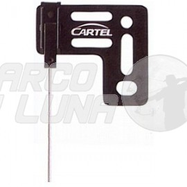 Clicker Magnetico Plate Cartel