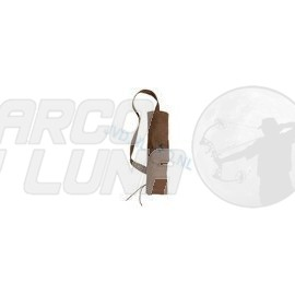 Carcaj Bear Archery Logo Light weight Back