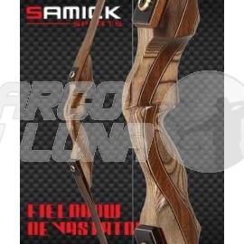 Arco recurvado Samick Fieldbow Devastator