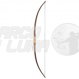 Arco Longbow Bearpaw Strongbow Traditional Star 58""