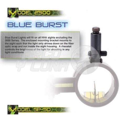 Luz HHA Blue Burst
