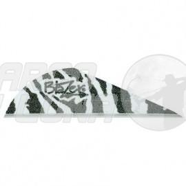 """Plumas Bohning Vanes Blazer Tiger 2"""""""