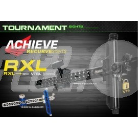 Visor Axcel Achieve RXL Recurve with Lock Sistem whitout damper