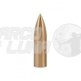 Punta brass bullet Bearpaw rosca