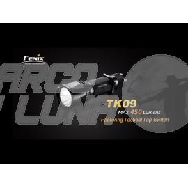 Linterna Fenix TK09