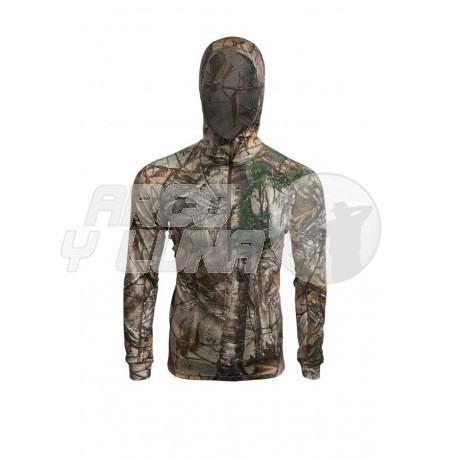 Camiseta Core 4 Element Merino Hoodie