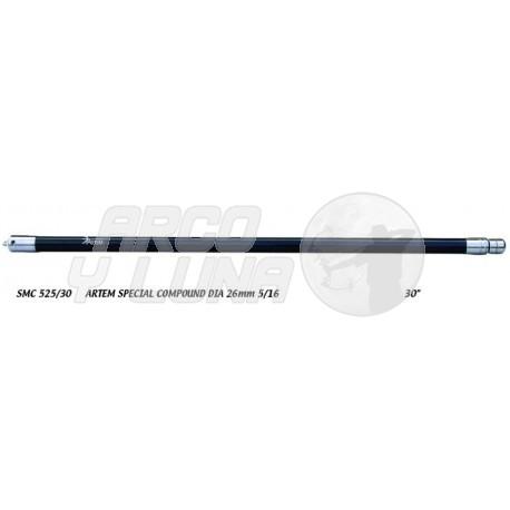 Estabilizador Artem Carbon Long Rod