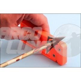 Afilador Accusharp puntas de caza y cuchillos