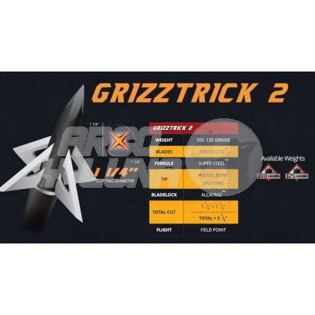 Punta Slick Trick GrIzztrick 2 Pack 4