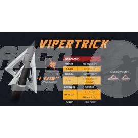 Punta de caza Slick Trick Vipertrick