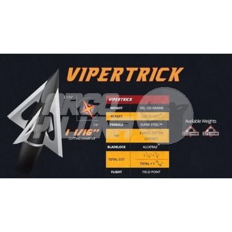 Punta Slicktrick Vipertrick Pack de 4