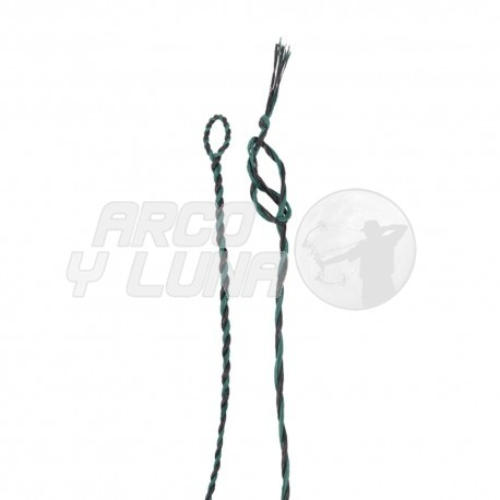 Cuerda Bearpaw Custom Bowyers Knot Traditional Flight