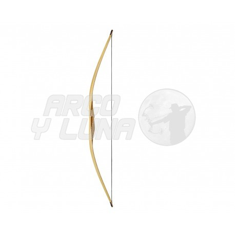 Arco Ragim Fox Custom Longbow
