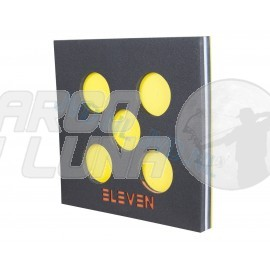 Diana Eleven Larp Target 5 Holes 60 x 60 x 7 cm 5 Holes 15cm