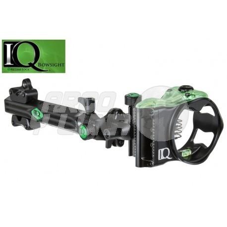 "Visor IQ Pro XT 6"" Micro Retina Lock"