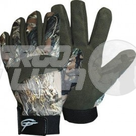 Guantes de caza True Timber térmicos y antiolor.