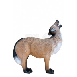 Diana 3D lobo Wild Life