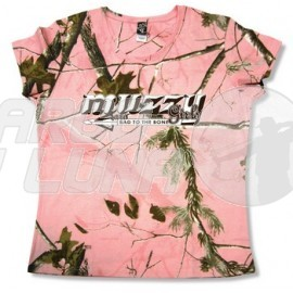 Camiseta Muzzy Girl Pink