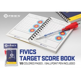 Cuaderno Fivics Target Score
