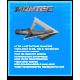 Punta de caza G5 Montec Crossbow