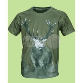 Camiseta ciervo Benisport