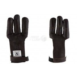 Guante dactilera Buck Trail Dark Brown