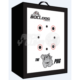 Diana Bulldog Doghouse Pug