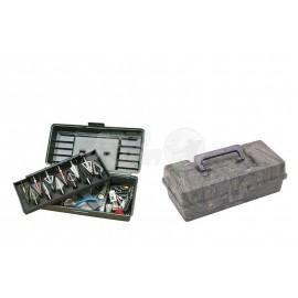 Caja MTM Tackle Box puntas de caza
