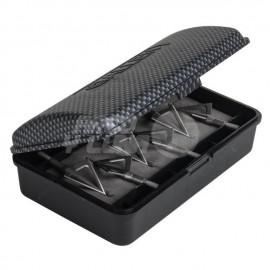 Caja porta puntas de caza Allen Carbon