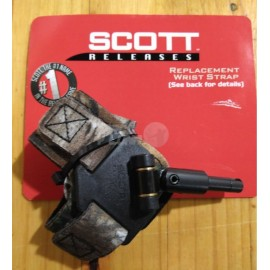 Buckle disparador Scott Freedom