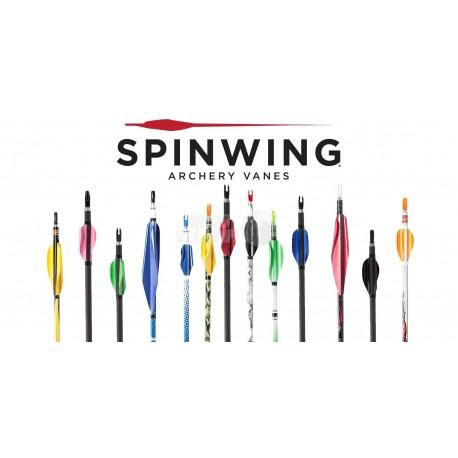 Pluma Spin-wing 50 unidades