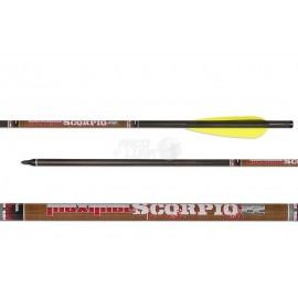 Flecha ballesta Maximal Scorpion Carbon