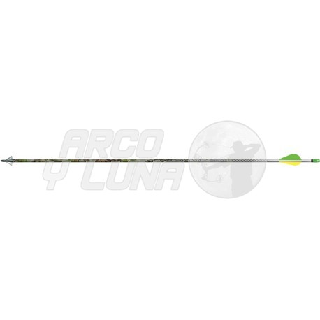 Tubo Easton Axis Realtree N-Fused Carbon Crest