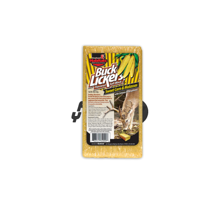 Bloques minerales Buck Likers sabor maiz tierno