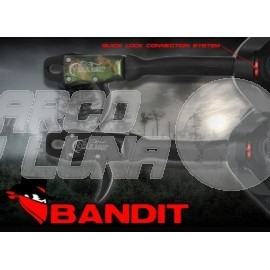 Disparador Tru Ball Bandit Negro Small