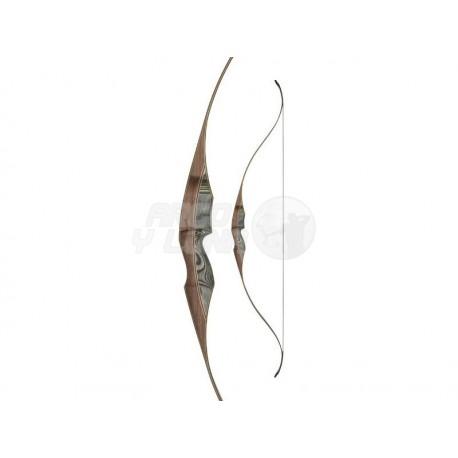 "Arco White Feather Lapwing 60"" Black"