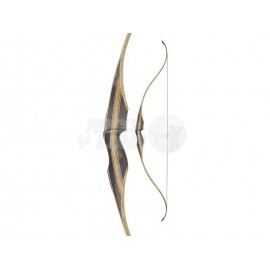"Arco White Feather Cardinal 60"" Clear"