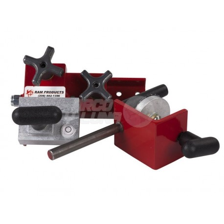 Bow Vise Ram Machine Micro Adjustment
