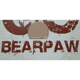 Reposaflechas piel ventana Bearpaw