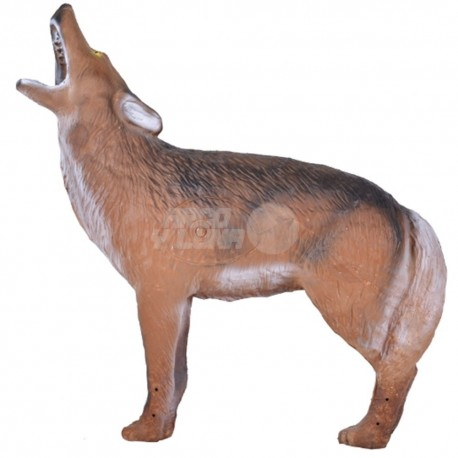 Diana Howling Coyote