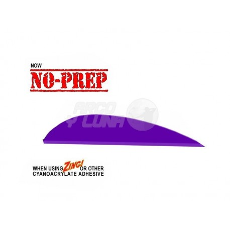 Plumas Flex-Fletch No Prep 200 Parabolic