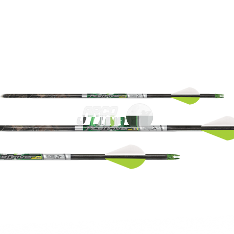 Tubo Carbon Express PileDriver DS Hunter